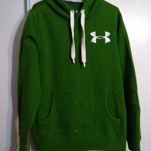 Under Armour UA Hoodie Sweatshirt Charged Cotton M